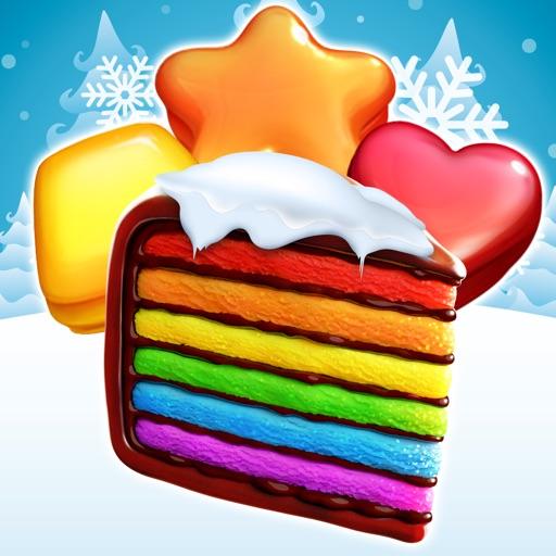 Cookie Jam: Top Match 3 Game iOS App