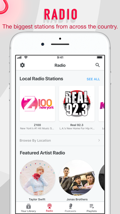 Download iHeartRadio - Radio & Podcasts for Android