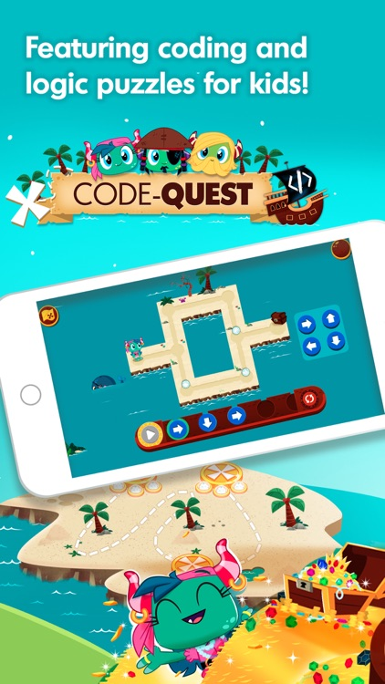 Budge World - Kids Games & Fun screenshot-7