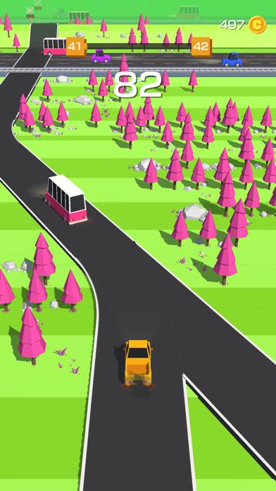 Traffic Run! - 窓用