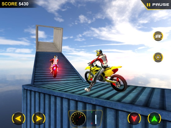 Xtreme Stunt Bike Rider 2020 screenshot #2