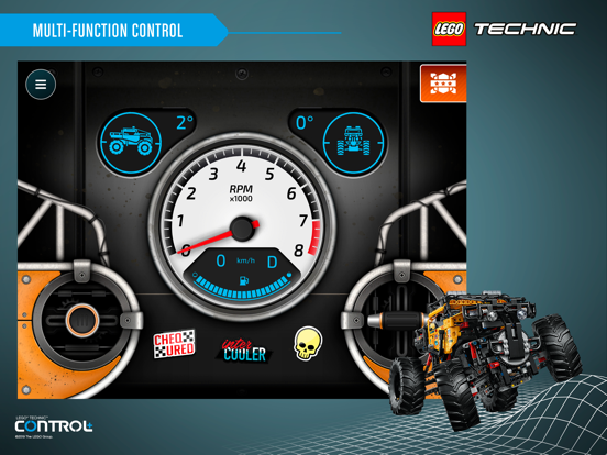 LEGO® TECHNIC® CONTROL+ screenshot 7
