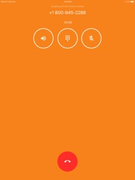 Phone:r Texting Calling Number ipad images
