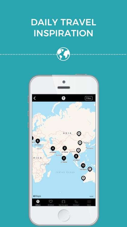 Luxury Escapes: Travel Deals screenshot-5