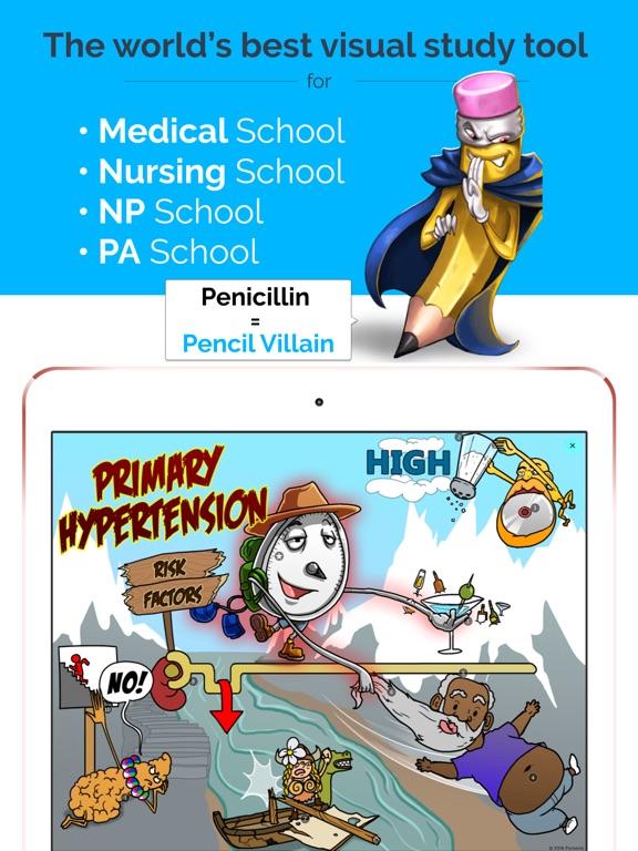 Picmonic: Medical, Nursing, NP por Picmonic, Inc