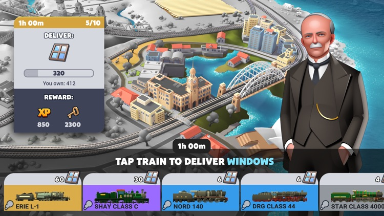 Train Station 2: Tycoon Sim screenshot-4