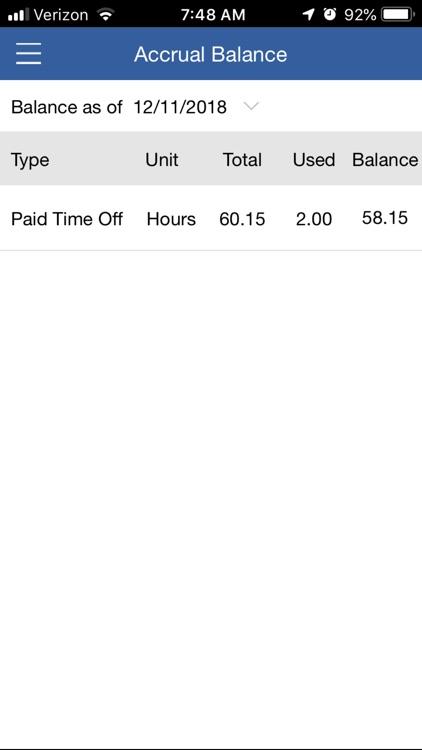 MyGooseSchedule screenshot-5