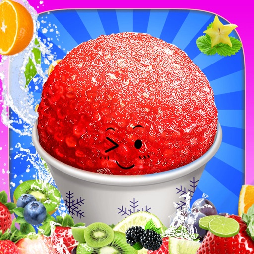 Snow Cone Maker -- Frozen Food
