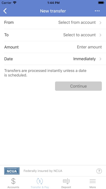 InTouch CU Mobile Banking screenshot-4