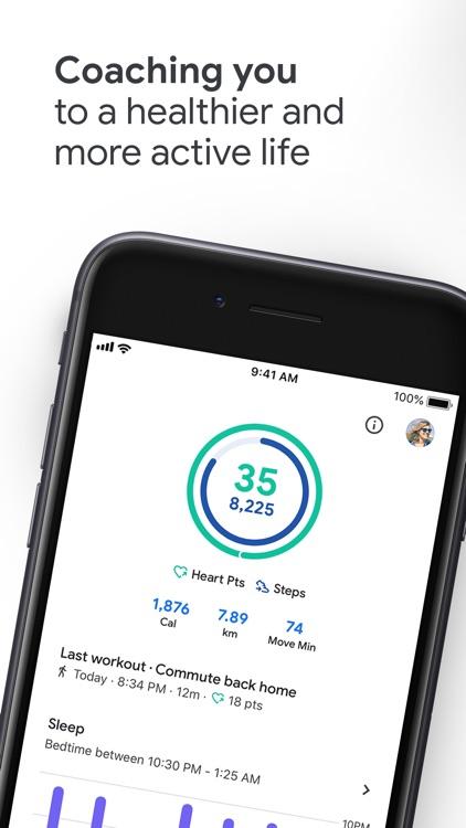 Google Fit – Activity Tracker