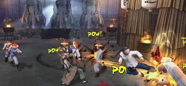Super Kung Fu All-Star Screenshot