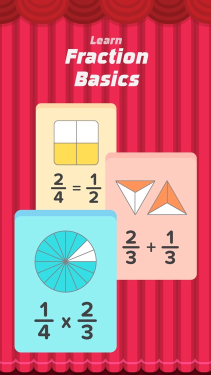 Fraction Basics & Decimals screenshot-1