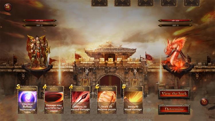 决战王城:热血英豪 screenshot-6