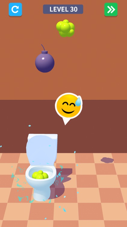 Toilet Games 3D screenshot-4