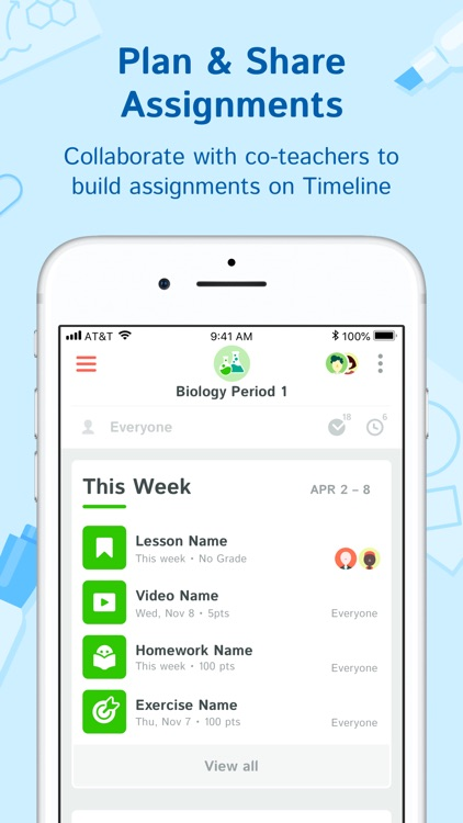 Kiddom Classroom screenshot-1