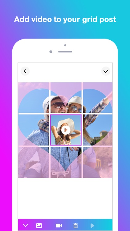 Grid Post Maker for Instagram screenshot-6