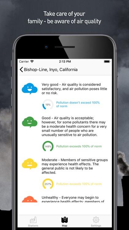 Air Quality Near Me screenshot-5