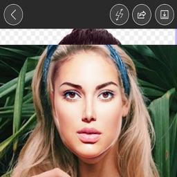 Fake Face Editor