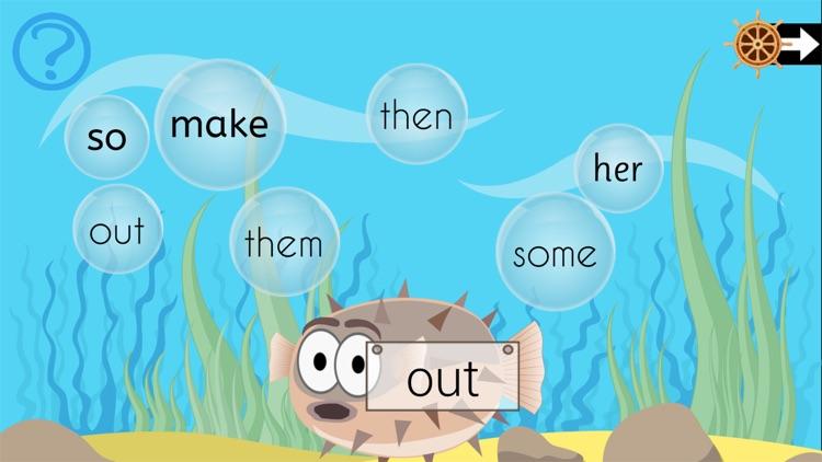 ParrotFish - Sight Words screenshot-3