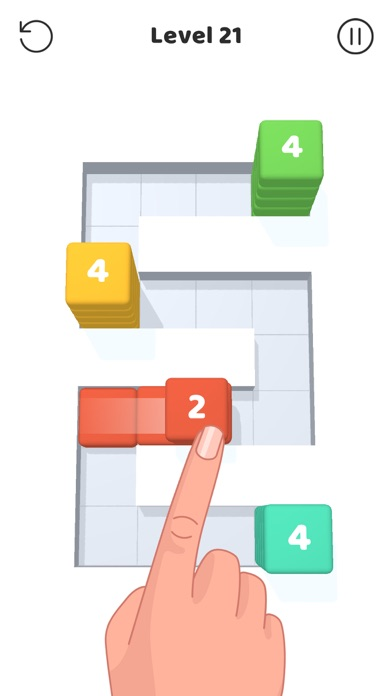 Stack Blocks 3D screenshot 2