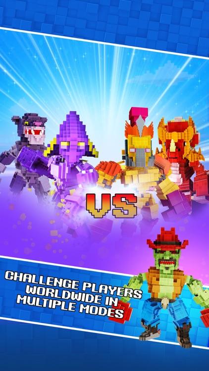 Super Pixel Heroes screenshot-6
