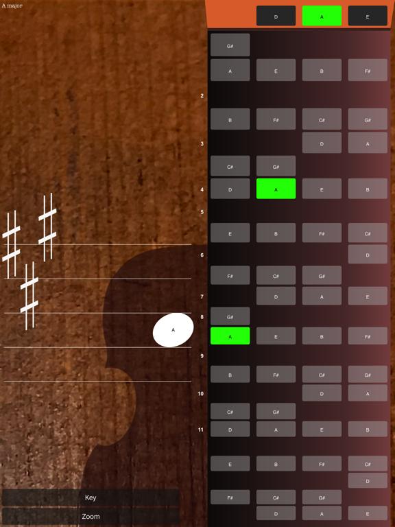 Violin Notes screenshot