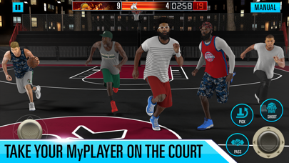 NBA 2K Mobile Basketball wiki review and how to guide