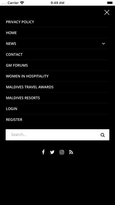 Maldives Today screenshot 3