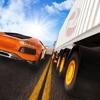 竞速 高速公路 极端 交通 - 快速 真实 路 赛车