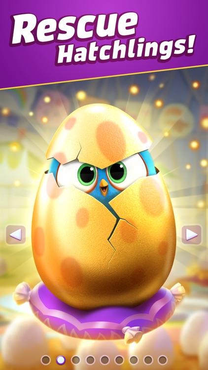 Angry Birds Match 3 screenshot-3