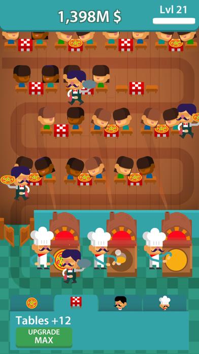 Idle Pizza Tycoon screenshot 3