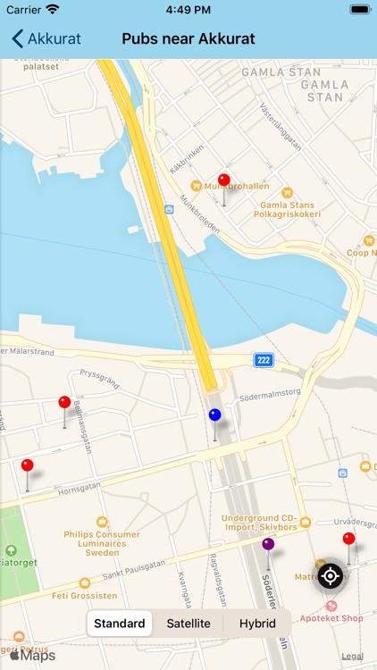 Beer Guide Stockholm screenshot-5