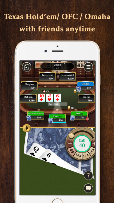 Pokerrrr 2- Holdem, OFC, Omaha for windows pc