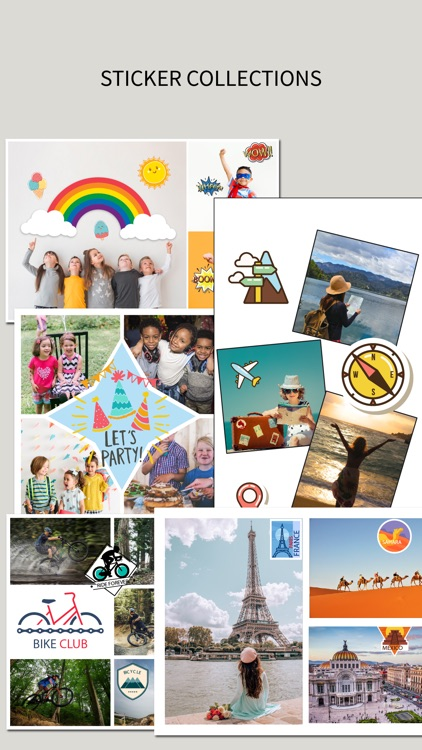 Collaging - Pic Collage Maker screenshot-5