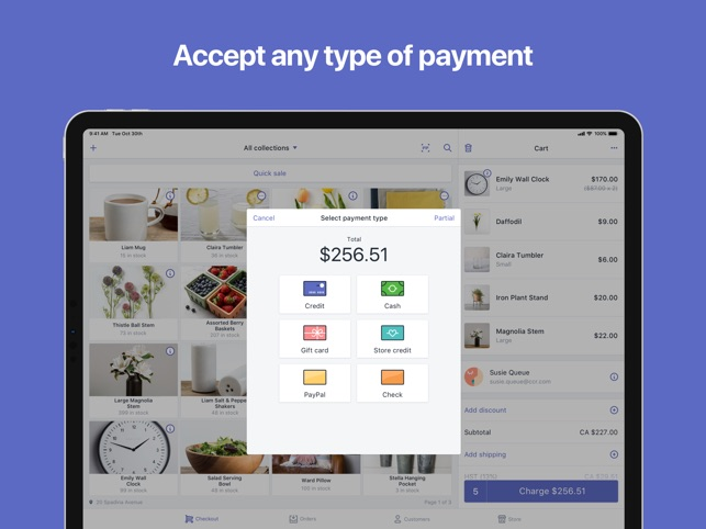 Shopify POS: Point of Sale on the App Store
