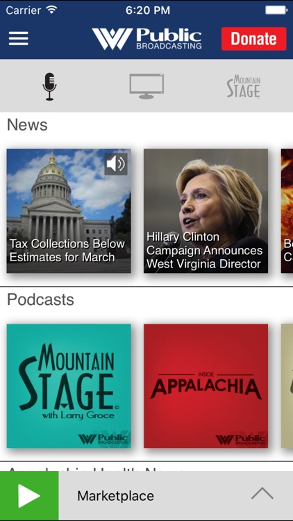WVPB Public Media App screenshot-1