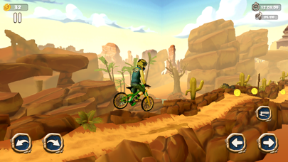 Dirt Bike Racing Stunts screenshot 8