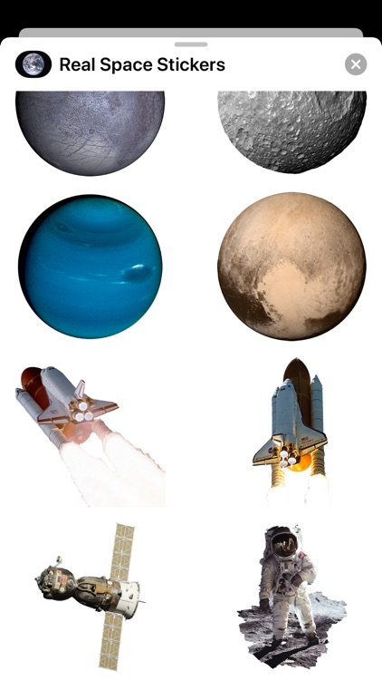 Real Space Stickers screenshot-3