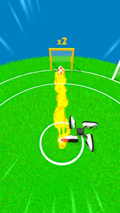 Foot Roulette screenshot 2