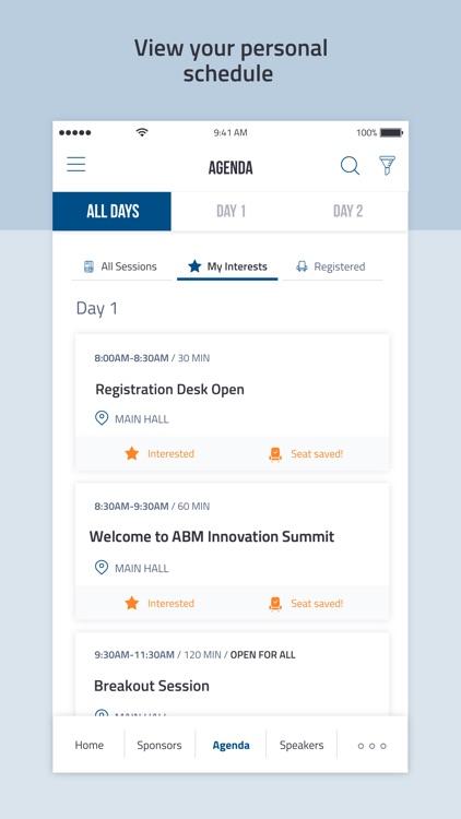 ABM Innovation Summit screenshot-3