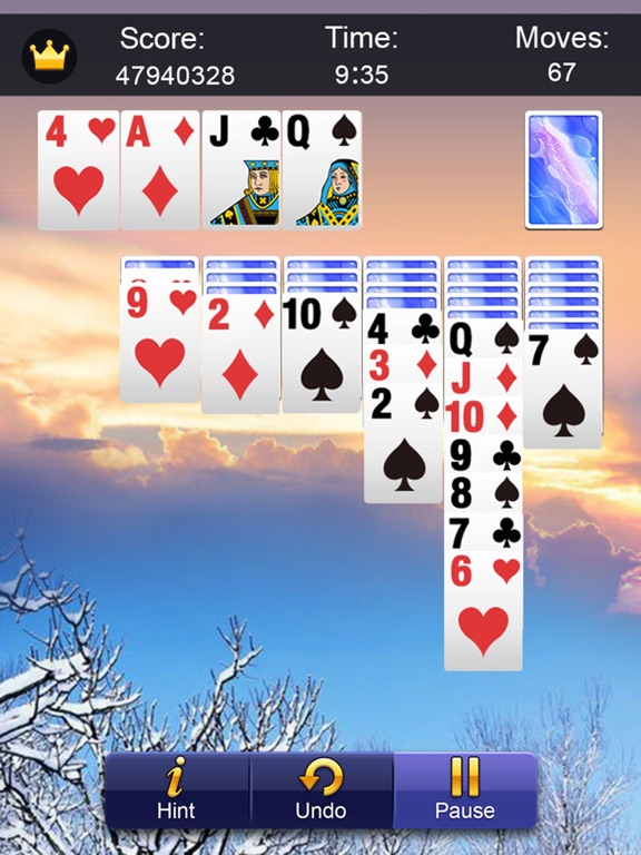 Solitaire Daily™ screenshot 5