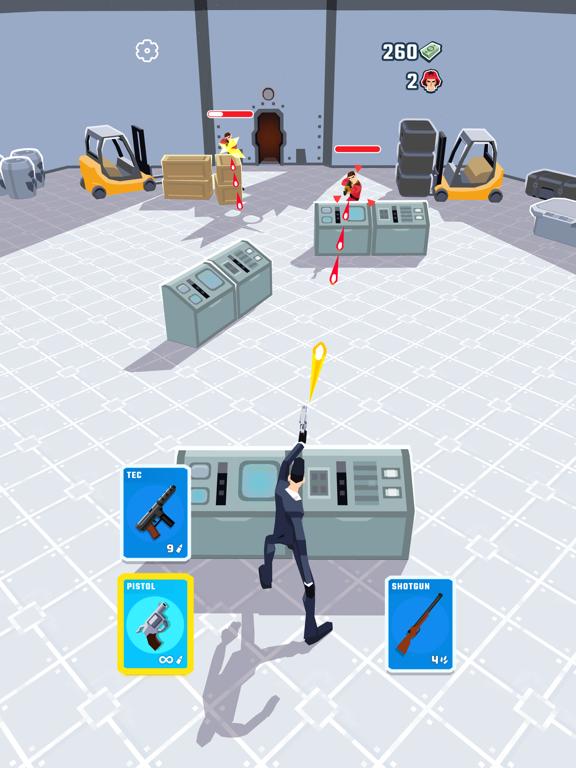Agent Action screenshot 11