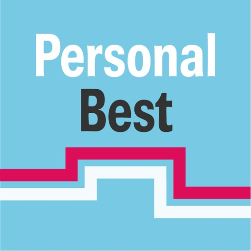Personal Best Language App icon