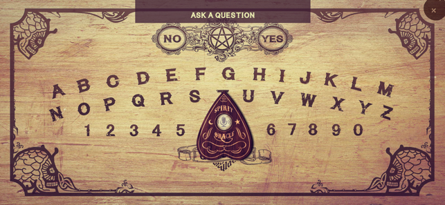 Spirit Board Very Scary Game On The App Store