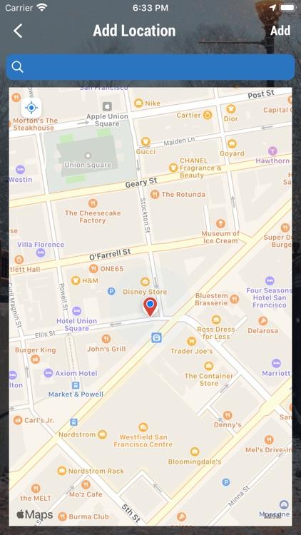 Weather app - Weather forecast screenshot-6