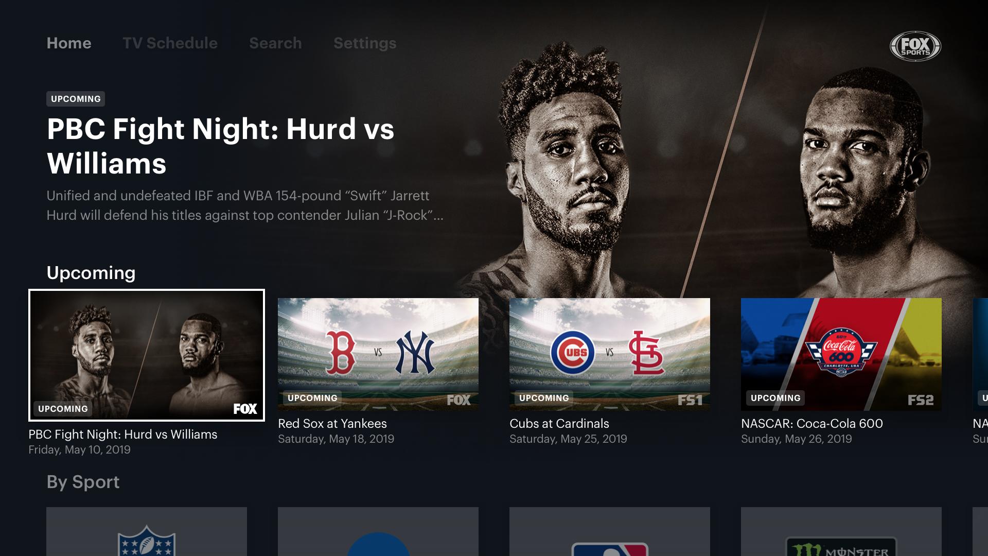 FOX Sports: Watch Live screenshot 12