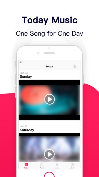 Offline Music Cloud Pop Player screenshot-4