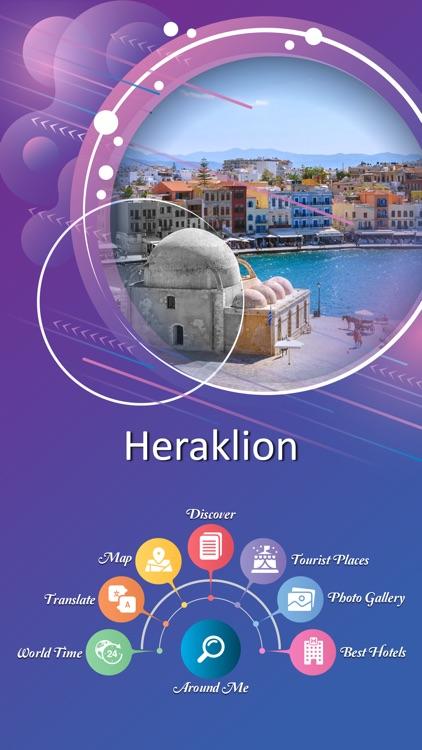 Heraklion Travel Guide