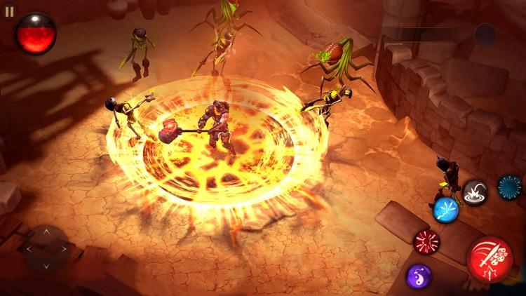 Blade Bound: Immortal Darkness screenshot-5