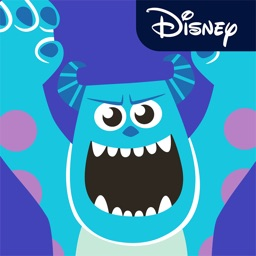 Disney Stickers: Monsters Inc.